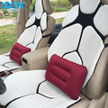 Auto Car Inflatable Back Pillow Breathable and Odorless Car Headrest TPU Car Supplies Neck Pillow Car