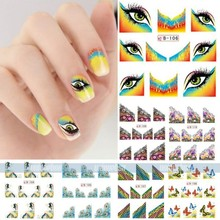 french nail art promotion