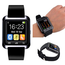 Cheap and High Quality U80 Bluetooth Smart Watch 1.5″ Capacitive Color Touch Screen 230mah Battery Full Functions