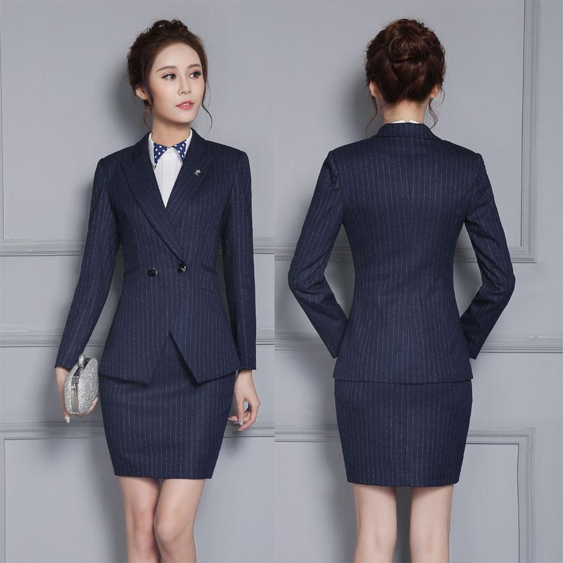 online kaufen gro handel office lady uniform business lady. Black Bedroom Furniture Sets. Home Design Ideas