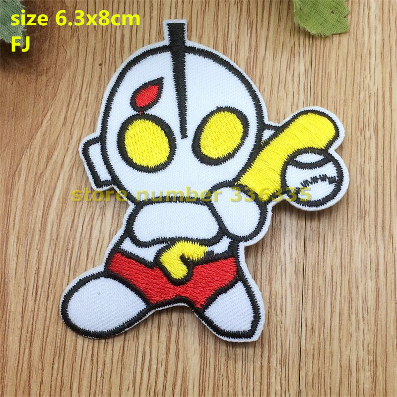 Free Shipping 10 pcs Embroidered patch iron on Motif sew on iron on Applique DIY accessory FJ code AT(China (Mainland))