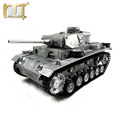 Mato 1 16 Complete all complete Metal German Panzer III RC Tank model airsoft recoil barrel
