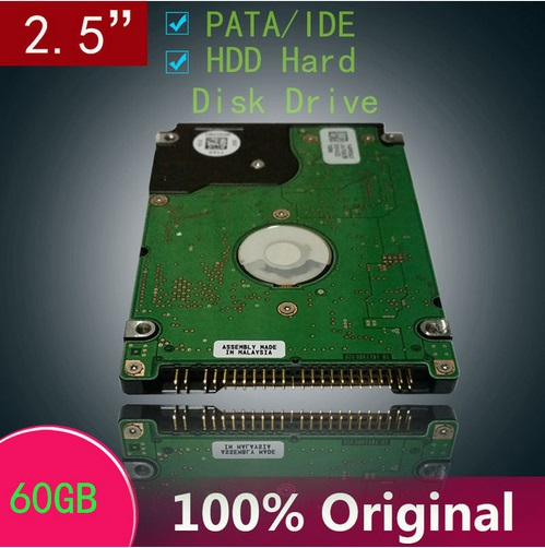 "60GB HDD IDE 2.5"" HDD SATA 60GB 5400RPM HD xbox 360 Notebook Hard Disk Drive interno Disco Duro Hot Selling(China (Mainland))"