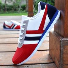 2019 Novos Homens Sapatos Casuais Lac-up Homens Sapatos Leves Confortáveis sapatos de Caminhada Respirável Tênis Zapatos Tenis Feminino(China)