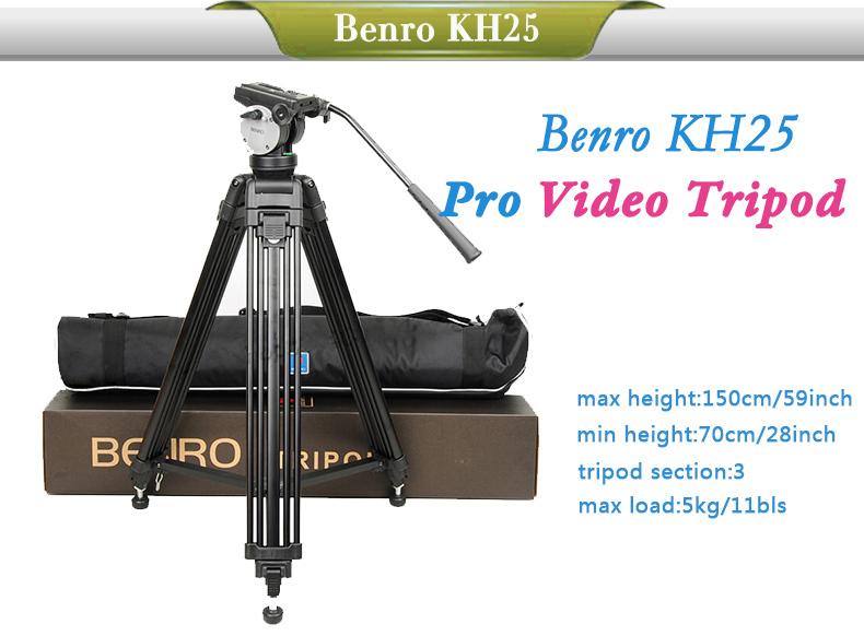Benro Tripod KH25