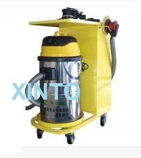 220V Auto dust free dry dust suction type polishing tool, dust collecting polisher, mill machine, dry grinding integrated system(China (Mainland))