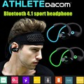 DACOM Athlete Wireless Headphone Running Bluetooth Sports Bluetooth V4 1Headset Stereo IPX5 Waterproof Earphone For Phone