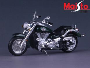 Alloy KAWASAKI kawasaki vulcan motorcycle model toy