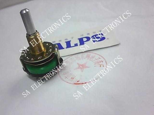 [SA]ALPS band switch 4 knife 12 files 30MM shaft--10PCS/LOT<br><br>Aliexpress