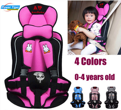 Hot sales brand baby car seat child car seat safety portable classic 5-point safe belt breathable adjust chair 9M-5Y baby care(China (Mainland))
