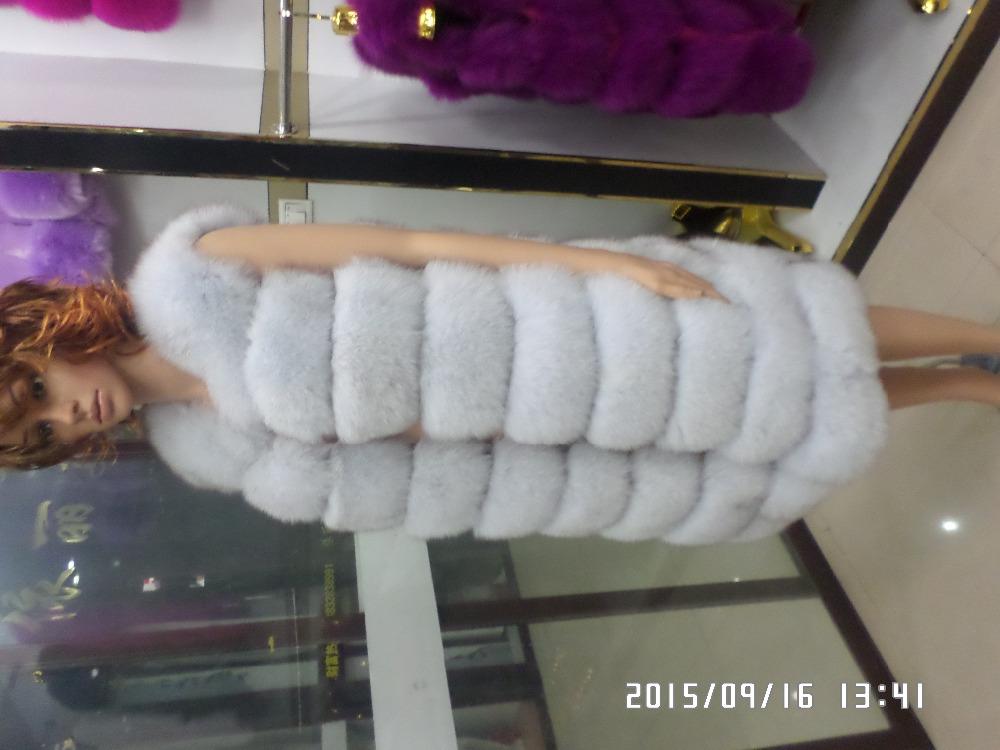 The fox fur coat 90CM high quality genuineОдежда и ак�е��уары<br><br><br>Aliexpress