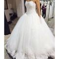 Princess wedding dress ball gown 2017 new arrive lace for bride custom made vestido