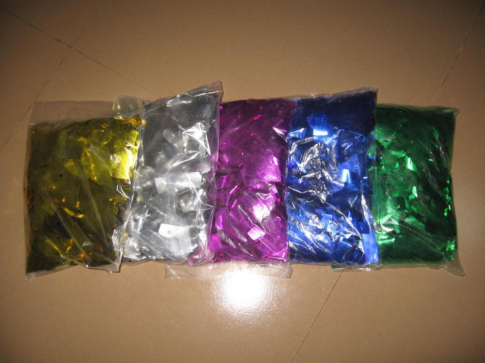 5KG confetti paper cannon machine Stage effect Confetti Machine - BY Lighting store