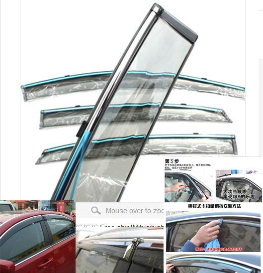 Rain Guards For Car Windows Price