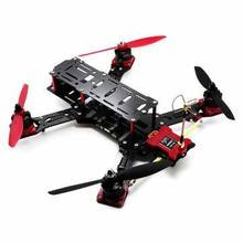 Free Shipping EMAX Nighthawk Pro 280mm RC helicopter Size Carbon Fiber And Glass Fiber Mixed professional Quadcopter drone Frame(China (Mainland))