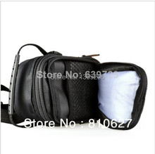 Free Sipping Black DSTE F059 Shoulder Case Camera Bag for HDV Camcorder For Samsung WB850F WB800F WB280F WB201F WB200F EX1 EX2