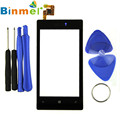 19 Binmer Replacement Outer Glass Panel Touch Screen Digitizer for Nokia Lumia 520 Top Quality