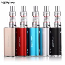 100% Original Vapor Storm Electronic Pen Shisha V30 30W E-Cigarettes 2200mah Starter Kit Vape Hookha Vaporizer LED VS Istick - MRLONE E Cigarettes Store store
