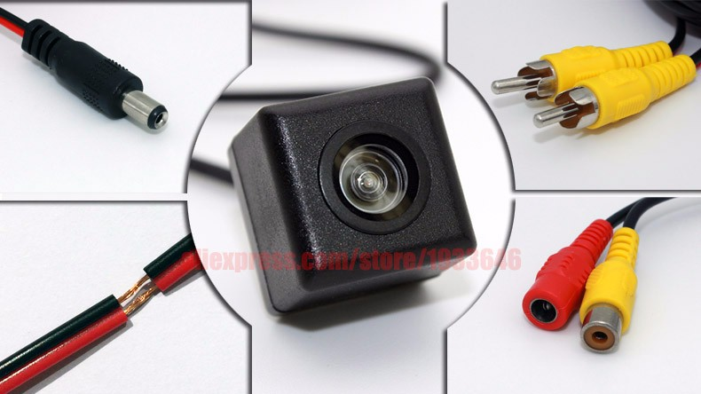 Rear View Camera 0-1