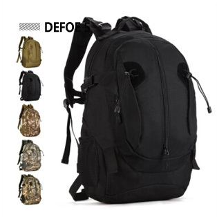 6 Colors 40L Outdoor Sports 3P Bag Military Tactical Large Backpack Rucksacks Explorer Hiking Camping Trekking Gym Retail - DEFOE 5 Outdoors store
