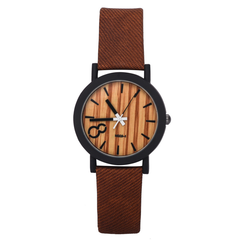 Free shipping 2015 The new fashion watches Wood grain wrist tide restoring ancient ways of neutral watch     W356<br><br>Aliexpress