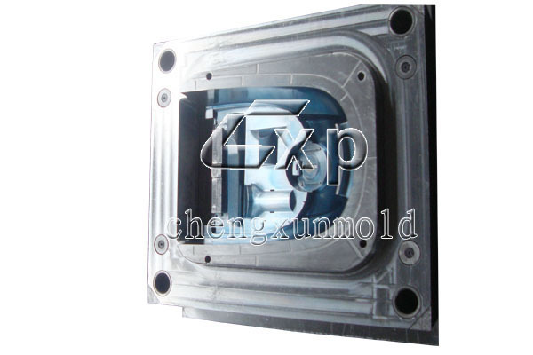 Plastic dust collector mould plastic electric Vacuum cleaner panel injection mould