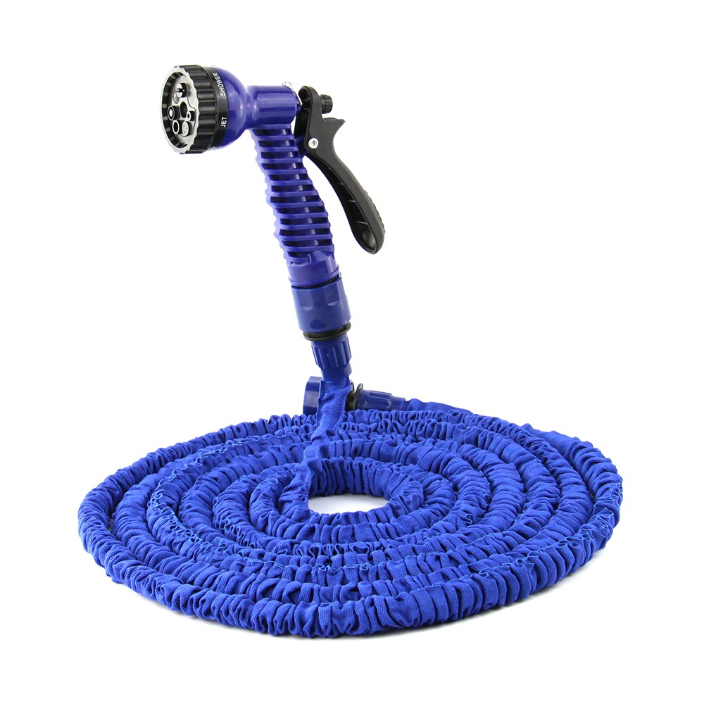 Hot selling 100ft garden hose expandable magic flexible water hose eu hose plastic hoses pipe Expandable garden hose 100 ft