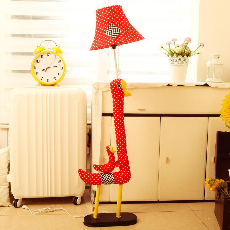 Bedroom Lamps Ikea: New Crazy Promotion Ikea Goose Floor Lamp Modern Cartoon