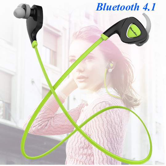 Bluedio Q5 Fashion Sport Stereo Bluetooth Headset Headphones Bluetooth V4.1 Wireless Earphone for all Phone xiaomi Headphone<br><br>Aliexpress