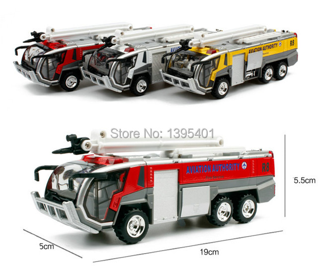 Diecast Metallic + ABS Engineering Automobile Mannequin 1:75 Scale Tank Truck Toy For Kids Musical & Flashing
