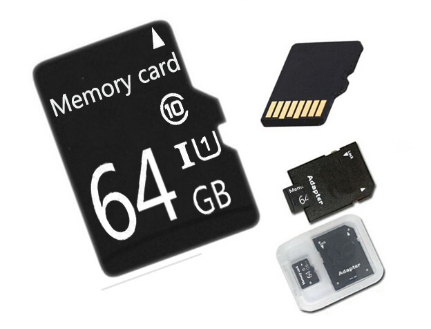 Real capacity micro Memory card 16g 8g Class6 TF Card Micro Card 32gb 64gb Class10 high speed gift adapter for phone/tablet BT2