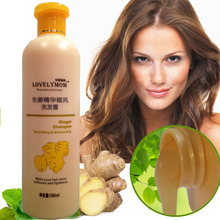 Ginger Hair Shampoo Professional Hair & Scalp Treatment Healthy Hair Growth Smoothing Anti Hair Loss  Free Shipping(China (Mainland))