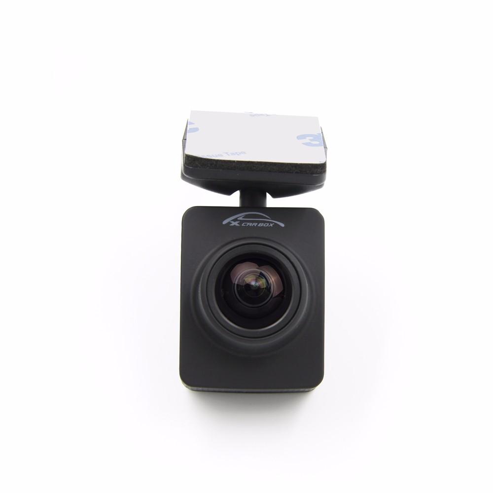 Купить 1080 P Двойная Камера Автомобильный ВИДЕОРЕГИСТРАТОР Koonlung K1S с Ambarella Чипсет 2.7 ''ЖК-Экран и GPS Плеер, двойной Отдельный Мини-Размер Камеры