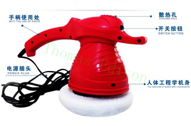 Online kaufen gro handel boden wachs maschine aus china for Boden poliermaschine