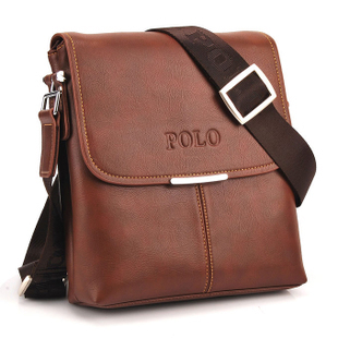 New 2015 High Quality men messenger bag fashion genuine leather male shoulder bag casual briefcase brand
