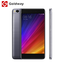 "Original Xiaomi Mi5s Mi 5S 3GB RAM 64GB ROM Mobile Phone Snapdragon 821 Quad Core 5.15""Inch 1920x1080P Ultrasonic Fingerprint ID(Hong Kong)"