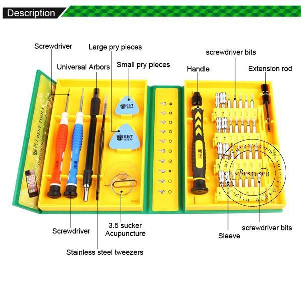 Набор инструментов F r