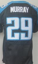 Wholesale Men's #8 Marcus Mariota Jersey Team Blue White Cheap #29 Demarco Murray Stitched Sports Jerseys Free Fast Shipping(China (Mainland))