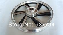 "Electric motorcycle  16"" drum wheels/  aluminum front wheel rim G-L121(China (Mainland))"