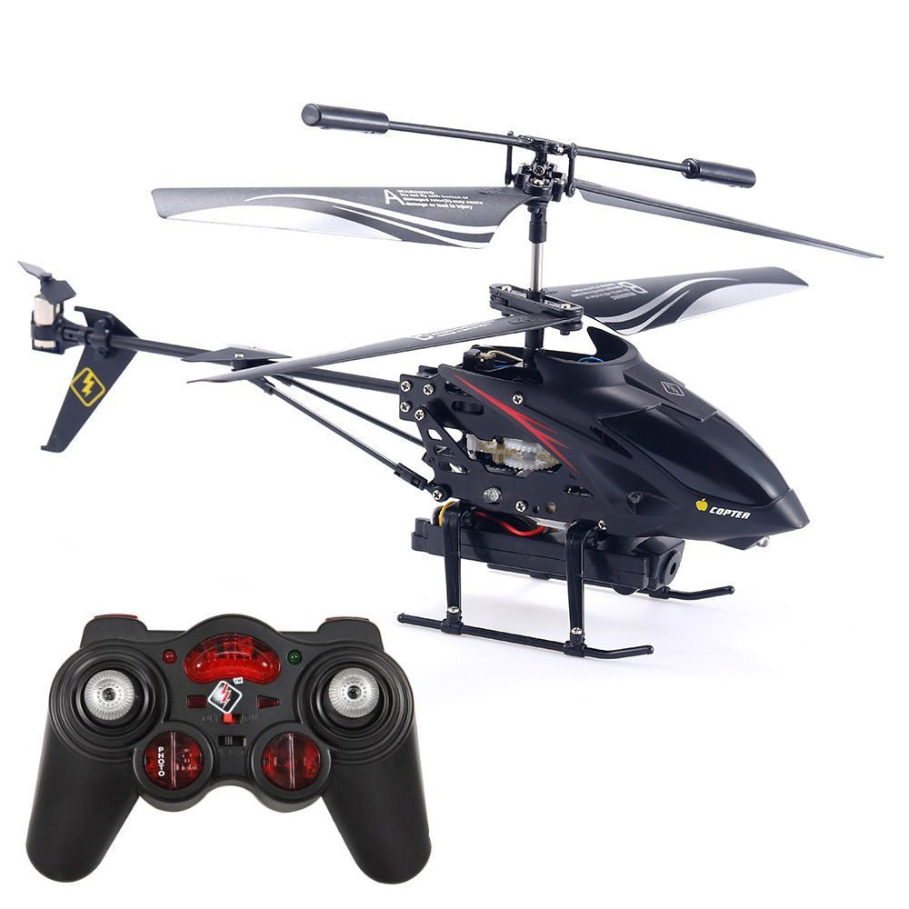 Remote Control Helicopter With Video Camera Wltoys S977 3.5 Channe...