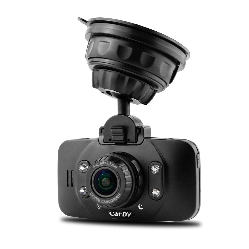 """Promotion Ambarella Car dvr GF100 2.7""""LCD Full HD 1080P 30fps Touch Buttons Car Camera with G-Sensor Video Recorder Dash Cam(China (Mainland))"""