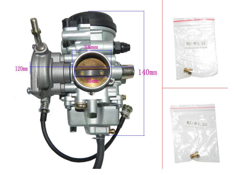Wiring Diagram: 30 Yamaha Wolverine 350 Carburetor Diagram