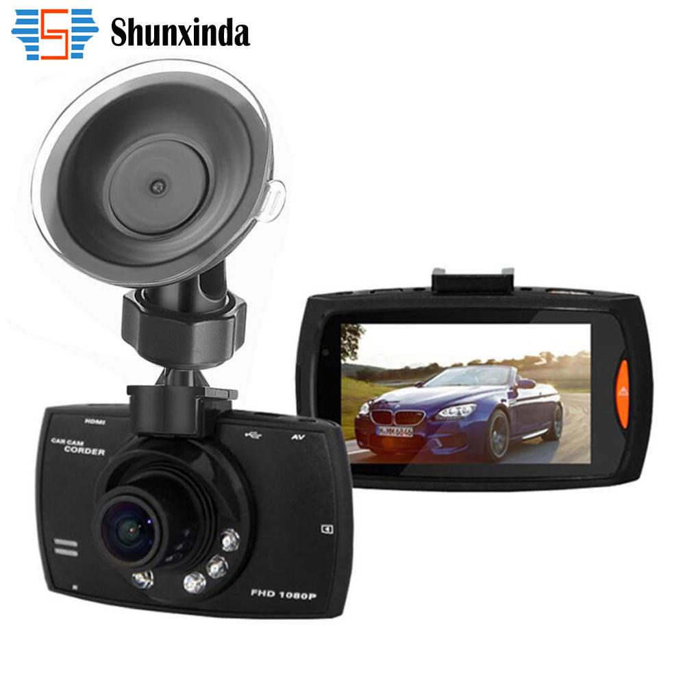 2016 Car DVR Camera G30 2.7 inch Full HD 1080P 140 Degree Registrator Recorder Motion Detection Night Vision G-Sensor Dash Cam - Shenzhen ShunXinDa Trading Co., Ltd. store