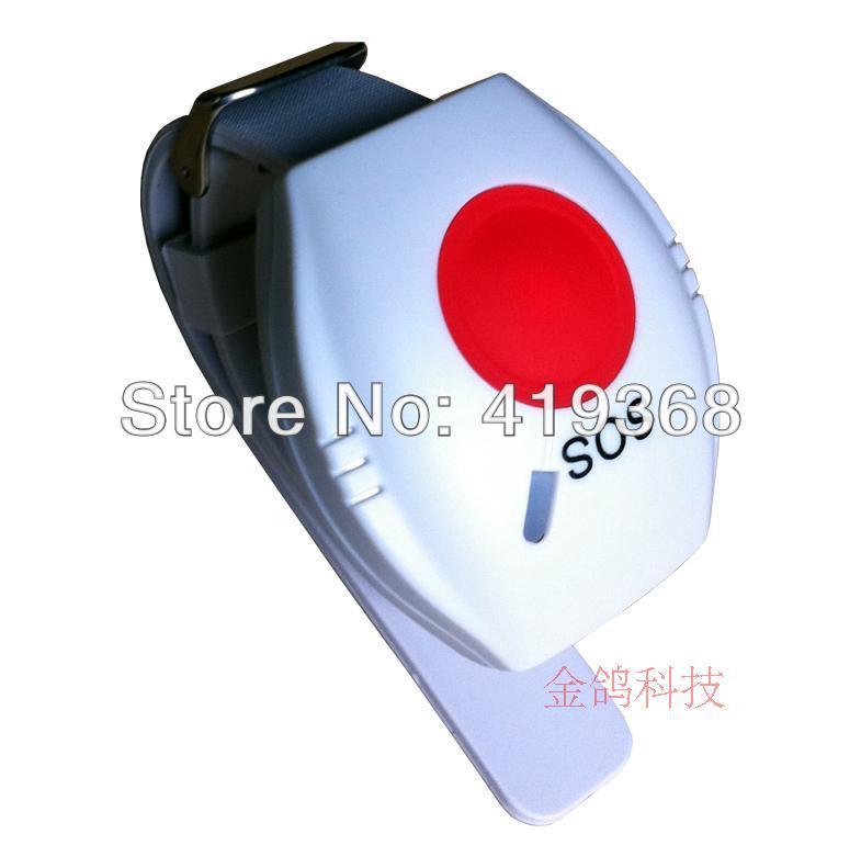 Kingpigeon wireless senior sos button 433.92MHz Panic button,emergency call button for elderly/Children Home Safety Alarm(EM-70)(China (Mainland))