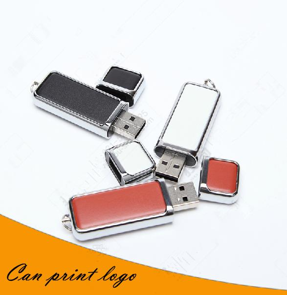 Top selling leather keychain - USB 2.0 Flash Drive thumb pen drive memory stick u disk gift Wholesale 1GB-64GB S283(China (Mainland))