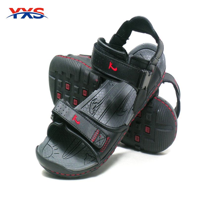 YXS5-S15 NEW 2015 Men Summer Shoes Man Casual Brand Sandals Outdoor Flip Beach Sandals Personalized Fashion Shoes Men's Slide(China (Mainland))
