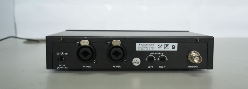 BK-500 UHF Wireless Monitor Monitoring System 798-830MHz for Stage Performance Church Professional Wireless in ear Monitors