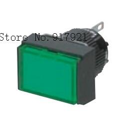 Здесь можно купить  [ZOB] AH164-ZT import of Japanese Fuji fuji indicator AH165-ZT 22mm rectangular openings --10PCS/LOT  Электротехническое оборудование и материалы