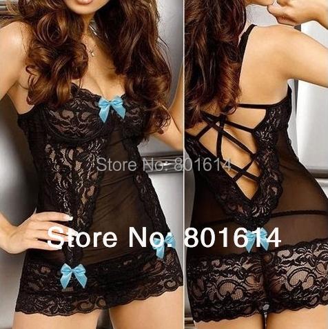 Сексуальная ночная сорочка S47