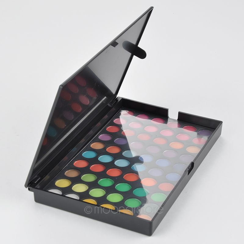 180 Color Eyeshadow Makes Kit Palette Set Cosmetics Eye Shadows Professional Makeup J*60CHJ0142#S4 - Sala's Fashion Store store